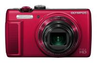Фотоаппарат Olympus SH-21 red + Case + SDHC 16Gb