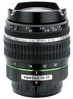 Объектив Pentax 10-17mm f/3.5-4.5 ED SMC DA Fish Eye