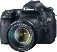 Фотоаппарат Canon EOS 70D kit 18-135 IS STM WIFI