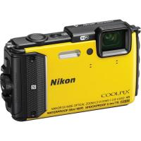 Фотоаппарат Nikon Coolpix AW130 yellow