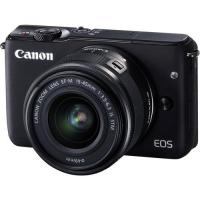 Фотоаппарат Canon EOS M10 kit 15-45 IS STM black