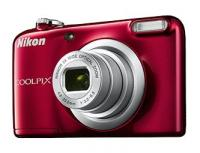 Фотоаппарат Nikon Coolpix A10 red