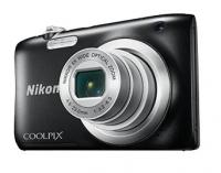 Фотоаппарат Nikon Coolpix A100 black