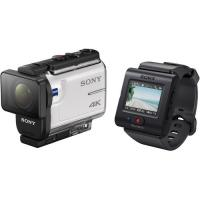 Экшн-камера Sony FDR-X3000 Action Cam + пульт RM-LVR3
