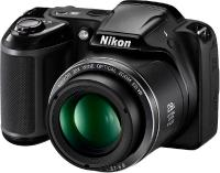 Фотоаппарат Nikon Coolpix L340 Black