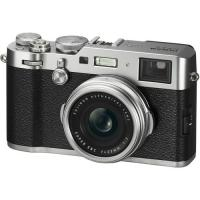 Фотоаппарат Fujifilm X100F Digital Camera Silver