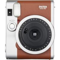 Фотоаппарат Fujifilm Instax Mini 90 Instant Film Camera Brown EX D