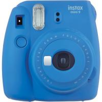 Фотоаппарат Fujifilm Instax Mini 9 Camera COB BLUE EX D N (Синий Кобальт)