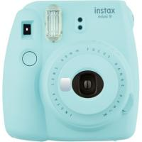 Фотоаппарат Fujifilm Instax Mini 9 CAMERA ICE BLUE TH EX D (Ледяной Голубой)