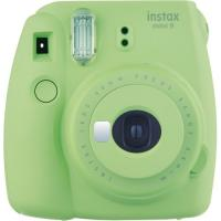 Фотоаппарат Fujifilm Instax Mini 9 CAMERA LIM GREEN TH EX D (Лаймово - Зеленый)