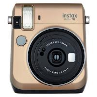 Фотоаппарат Fujifilm Instax Mini 70 Instant Film Camera Stardust Gold