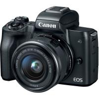 Фотоаппарат Canon EOS M50 kit 15-45 IS STM Black