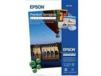 Фотобумага Epson 10x15 Premium Semigloss Photo Paper S041765 50л