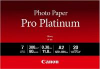 Фотобумага Canon A2 Pro Platinum Photo Paper (PT-101), 20л