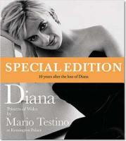 Книга Diana Princess of Wales by Mario Testino. Taschen