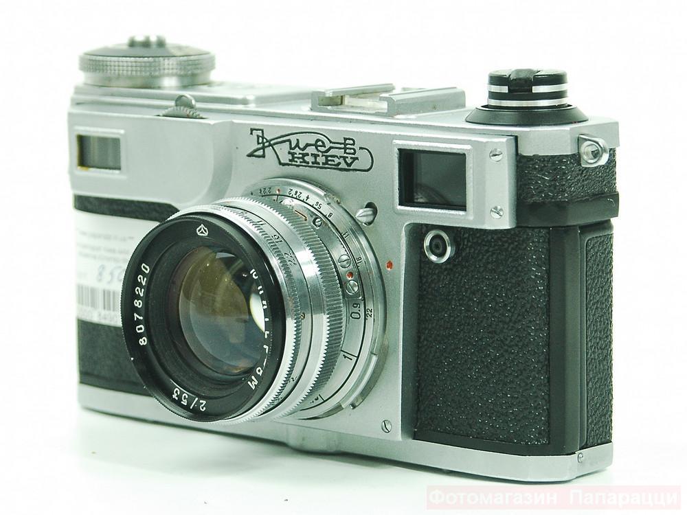 Весь модельный ряд фотоаппаратов киев